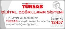 TURSAB Digital Doğrulama Sistemi