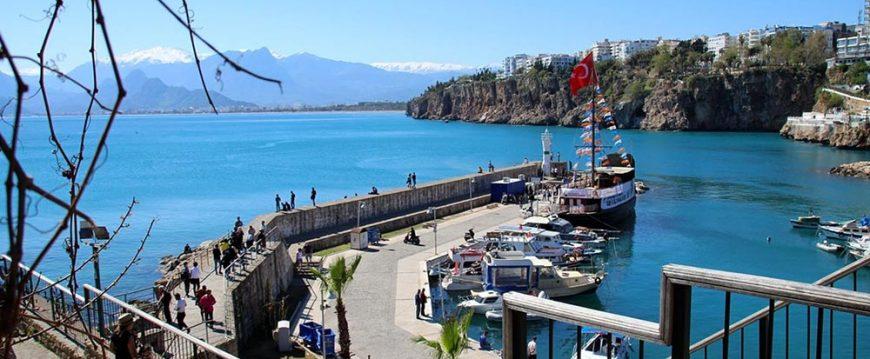 Antalya İli Gezilecek Yerler