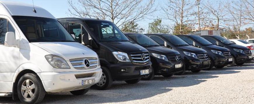 Antalya Havalimanı Transfer Hizmetlerimiz